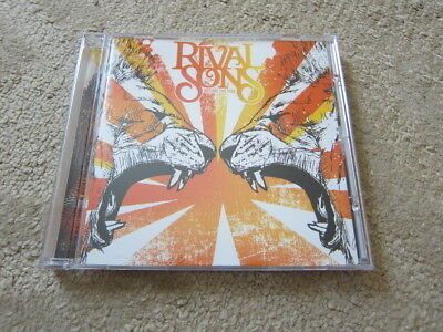 Rival Sons - Before The Fire CD