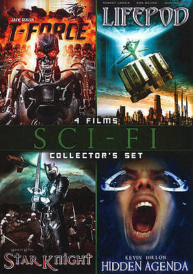 Sci-Fi Collector's Set V.3, Very Good DVD, CCH Pounder, Ron Silver, Harvey Keite