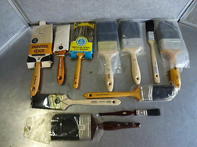 Lot of Misc Professional Paint Brushes