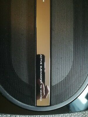 Pioneer Active Subwoofer TS-WX110A