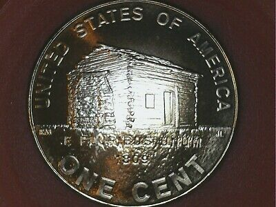 2009 p lincoln birthplace penny bicentennial uncirculated