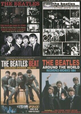 The Beatles / RECOVERED ARCHIVES  Vol 1-4 SET  F/S