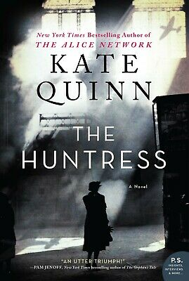 The Huntress A Novel By Kate Quinn 2019 [PDF-EPUB-Kindle] FAST DELIVERY
