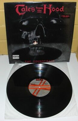 Tales From The Hood Soundtrack Lp 1995 Spice 1 Gravediggaz Mc Eiht Domino