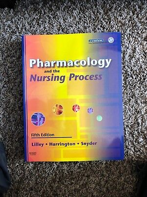 Pharmacology and the Nursing Process by Julie S. Snyder, Scott Harrington