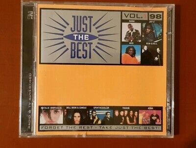 JUST THE BEST VOL. 1 - 1998 / VARIOUS ARTISTS (2 CD Box/ 1998), Zustand sehr gut