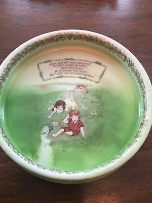 Royal Bayreuth Child's Cereal Bowl