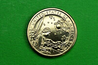 2019-P  BU Mint State (Sacagawea/Native American) US One Dollar Coin