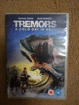 Tremors - Cold Day In Hell (DVD, 2018)
