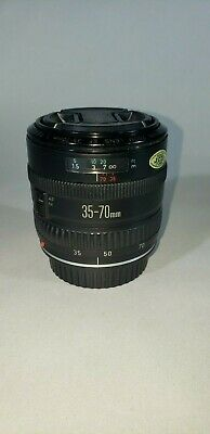 Canon EF 35-70mm f/3.5-4.5 lens full frame for EOS A2 Elan Rebel T6 70D 6D 5D 7D