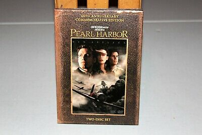 Pearl Harbor Two Disc Set DVD Movie Nr Mint
