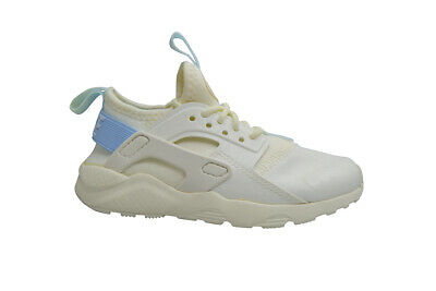Kids Nike Huarache Run Ultra (PS) - 856911103 - Sail Tint