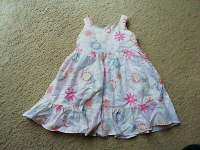 Next Baby Girl Dress AGE 6-9 Months
