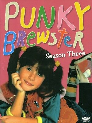 Punky Brewster: Season Three [4 Discs] (DVD Used Like New)