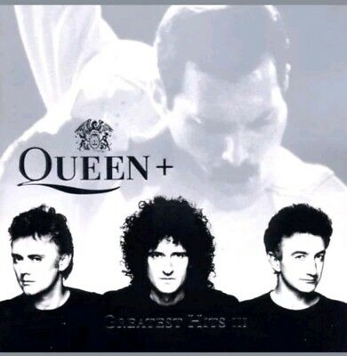 Queen - Greatest Hits 3 - CD - VG