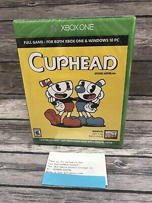 CUPHEAD XBOX ONE Read Details - $5 00   PicClick