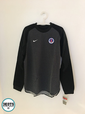 PSG Paris Saint Germain 2000 Goalkeeper Football Shirt (L) Soccer GK Jersey NIKE