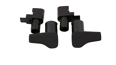 Volvo VNL Front (Chasis-Fuel Tank) Fairing Handle Plastic Set