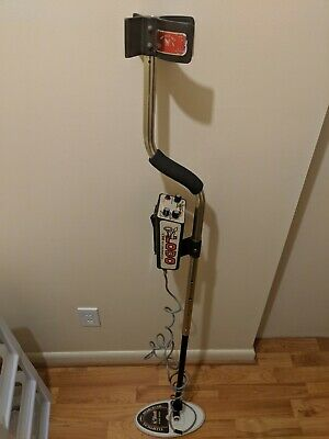 Tesoro Lobo Vlf/discriminator Gold Coin Prospecting Wide Scan Metal Detector