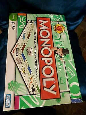 Monopoly Board Game Classic Family Edition Hasbro FACTORY SEALED NEW SPEED DIE