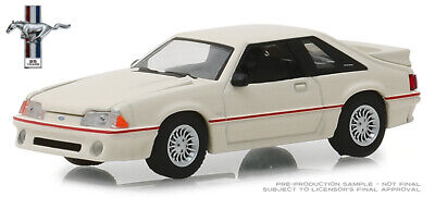 Greenlight Ford Mustang 5.0 1989 25 Years 27970 E 1/64
