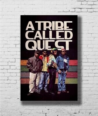 24x36 14x21 40 Poster A Tribe Called Quest American Art Hot P-4175