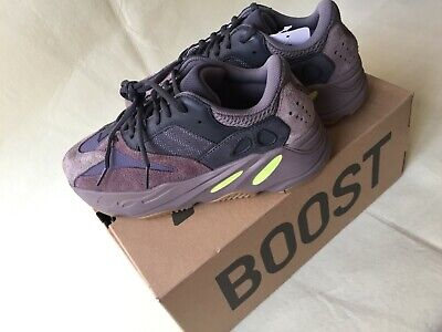 d5618310751fc EE9614 Adidas Yeezy Boost 700 Mauve WaveRunner Grey US Size 10.5 authentic