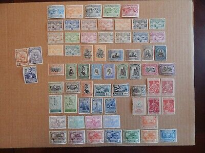 A Collection of Old MH Stamps from Portugal