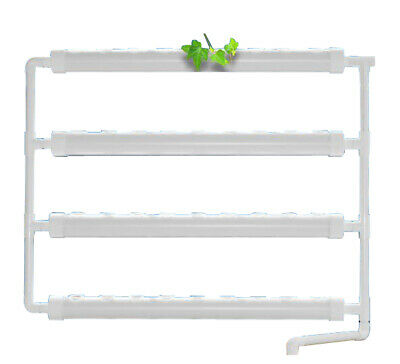 Wall Mount Type Balcony Hydroponic Grow Kit Hydroponic Tools 36 Plant Sites