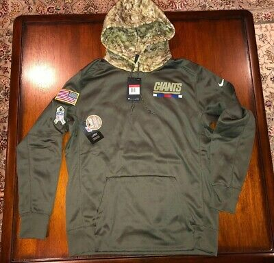 newest collection e302f 9afea MEN'S NIKE NEW York Jets Salute to Service Sideline Therma ...