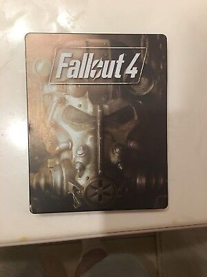 fallout 4 xbox one steelbook