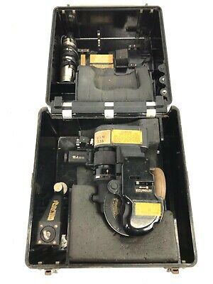 WWII US Navy Bendix Aviation Corporation AN-5851-1 Bubble Type Sextant