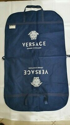 2 X Versace Jeans Couture Garment Bags