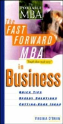 The Fast Forward MBA in Business (Fast Forward MBA Series), O'Brien, Virginia,04