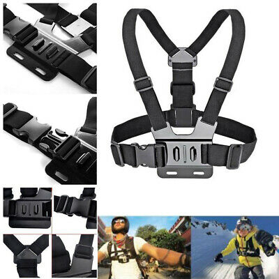 Adjustable Camera Chest Strap For GoPro Hero 7 6 5 4 3+ for Xiaomi Yi GP27