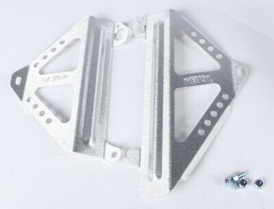 Devol Radiator Race Braces (0122-4702)