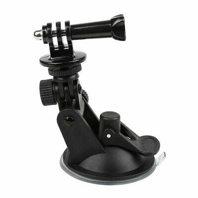 Car Suction Cup Mount Holder Bracket For Gopro Hero 1 2 3 4 Action Camera FN
