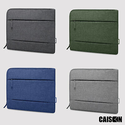 CAISON Laptop Sleeve Case For MacBook / Surface / Lenovo / Dell / HP / Asus