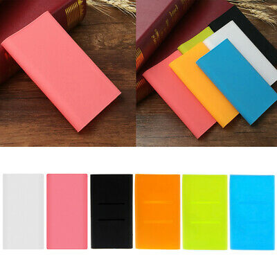 Sleeve Protector Skin Cover Silicone 13×7.5cm For Xiaomi Power Bank 2 10000mAh