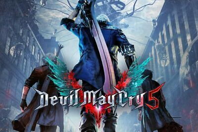 Devil May Cry 5 Standard Edition PC Steam Access Offline