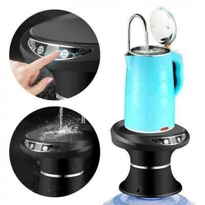 USB Electric Automatic Drinking Bottle Water Pump Dispenser Machine with Tray