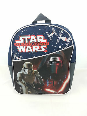 "11"" NWT Disney - Star Wars: Episode 7 (The Force Awakens) Backpack,"