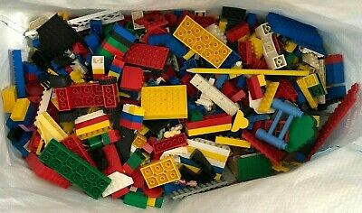 Bag of Mixed Lego Approx 1KG 15/03 BE