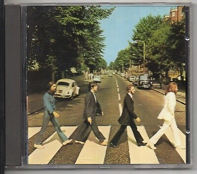 The Beatles - Abbey Road (CD, Oct-1987, Capitol)