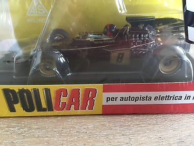 Policar Lotus 72 Slot Car 1:32  NEU OVP Carrera, Ninco, Fly Slot It