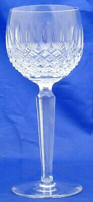 """A Waterford Crystal 'colleen' 7 3/8"""" Hock Wine Glass"""
