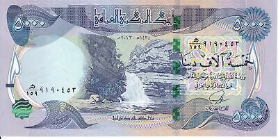 100,000 NEW IRAQI DINAR  2014 (2013) WITH NEW SECURITY FEATURES  20 x 5,000 5000