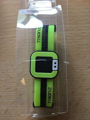Trion Z Acti Loop Polarized Ionic Bracelet - Small -Lime Green & Black - New