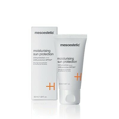 Mesoestetic Complete Moisturizing Sun Protection Sunblock Sunscreen Spf Uva Uvb