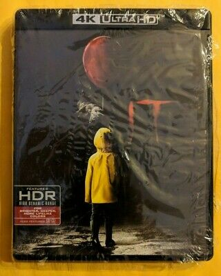 IT Movie [4K ULTRA HD+BLURAY DISCS ONLY!!] [NO DIGITAL]